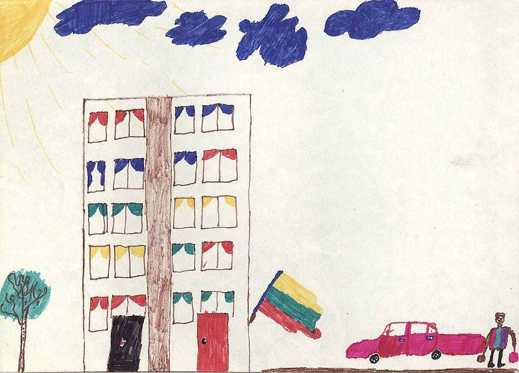 Lenartas Arūnas, 5 klasė