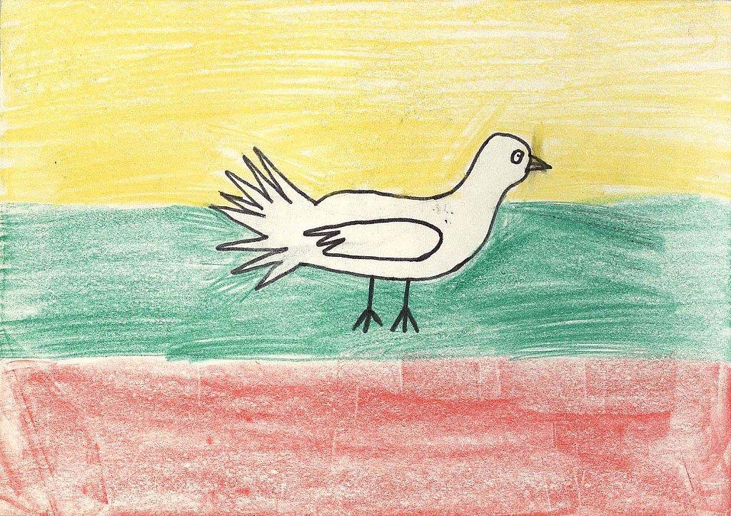 Balkus Irmantas, 6 klasė