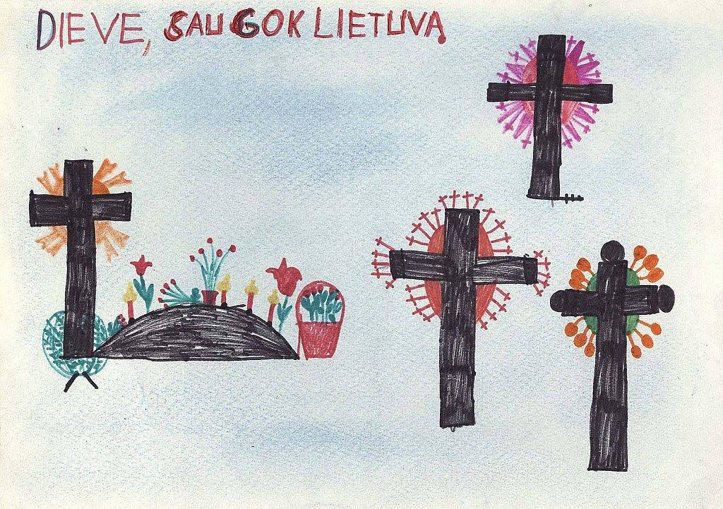 Kalenovskis N., 4 klasė